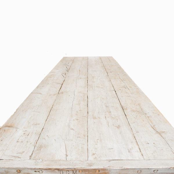 3.4 Metre Vintage Industrial Table