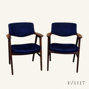 Erik Kirkegaard Upholstered Armchair