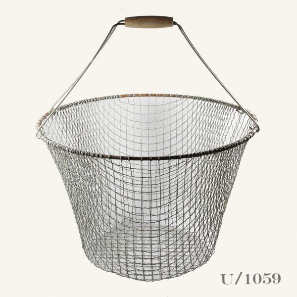 Vintage Wire Storage Basket