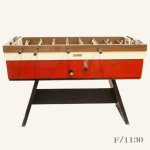 Vintage French Foosball Table