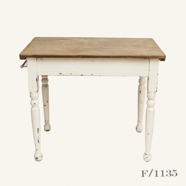 Vintage Small Kitchen Table