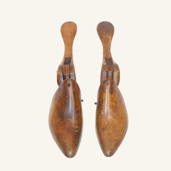 Vintage Pair Ladies Shoe Lasts
