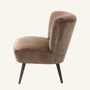 Mid Century Cocktail Chair Bartholomew