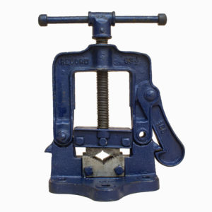 Vintage Industrial Pipe Clamp