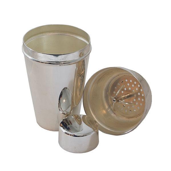 Vintage Silverplate Cocktail Shaker