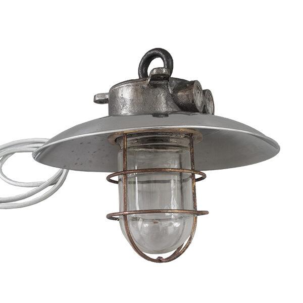 Vintage Industrial Pendant