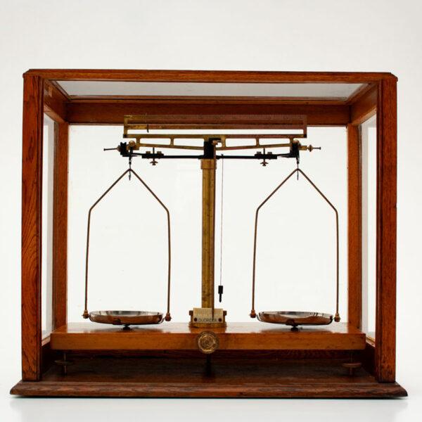 Vintage Laboratory Balance Scales