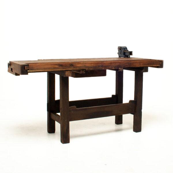 Vintage Carpenters Workbench