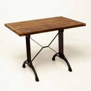 Vintage Industrial Table