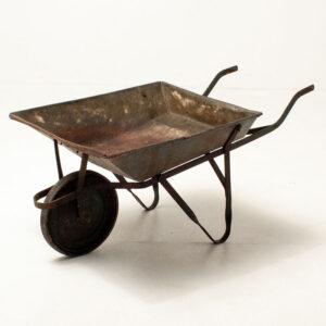 Vintage WEheelbarrow Planter