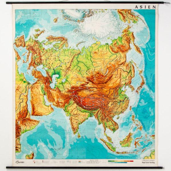 Wall Art Map